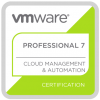VMware VCP7-CMA Certified